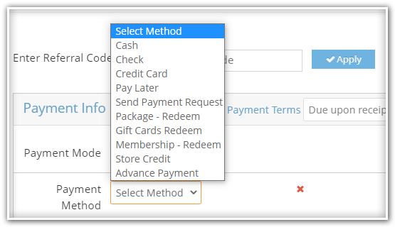 yoga and pilates payment-management